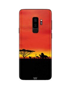 Pride Rock Crew Galaxy S9 Plus Skin