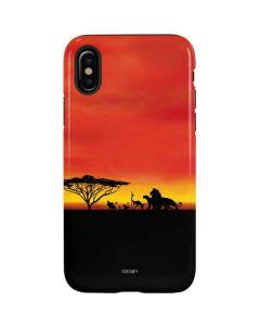 Pride Rock Crew iPhone X Pro Case