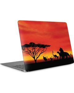 Pride Rock Crew Apple MacBook Air Skin