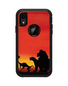 Pride Rock Crew Otterbox Defender iPhone Skin