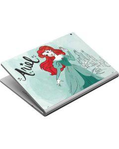 Princess Ariel Surface Book Skin