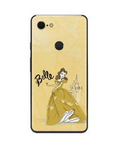 Princess Belle Google Pixel 3 XL Skin