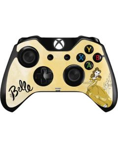 Princess Belle Xbox One Controller Skin