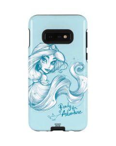 Princess Jasmine Ready for Adventure Galaxy S10e Pro Case