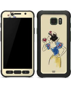 Princess Snow White Galaxy S7 Active Skin