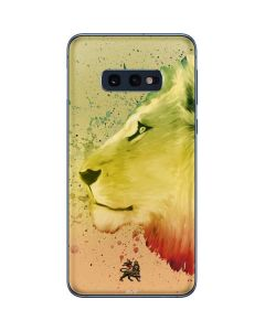 Profile of the Lion of Judah Galaxy S10e Skin