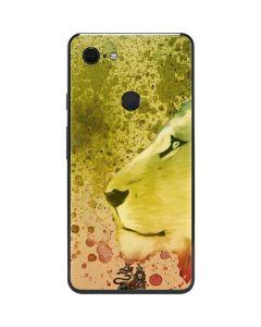 Profile of the Lion of Judah Google Pixel 3 XL Skin