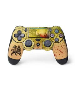 Profile of the Lion of Judah PS4 Pro/Slim Controller Skin