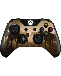 Protected Mustang Herd Xbox One Controller Skin