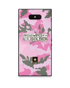 Proud Wife of a U.S. Soldier Razer Phone 2 Skin
