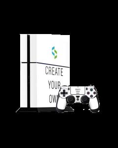 Custom PS4 Bundle Skin