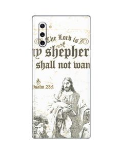 Psalm 23:1 Galaxy Note 10 Skin