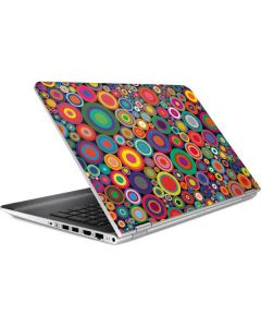 Psychedelic Circles HP Pavilion Skin