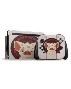 Pua Up Close Nintendo Switch Bundle Skin
