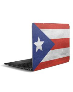 Puerto Rico Flag Distressed Zenbook UX305FA 13.3in Skin