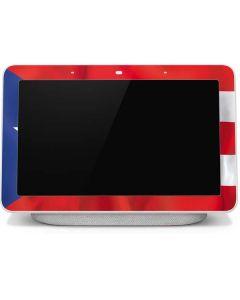 Puerto Rico Flag Google Home Hub Skin