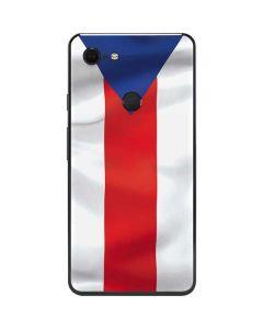 Puerto Rico Flag Google Pixel 3 XL Skin