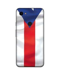 Puerto Rico Flag Google Pixel 3a Skin