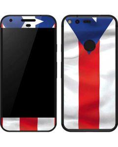 Puerto Rico Flag Google Pixel Skin