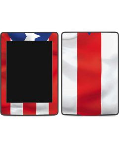 Puerto Rico Flag Amazon Kindle Skin