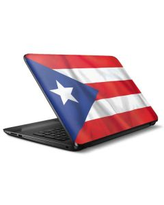 Puerto Rico Flag HP Notebook Skin