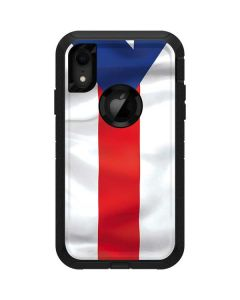Puerto Rico Flag Otterbox Defender iPhone Skin