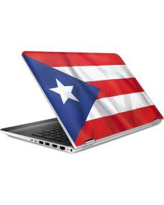 Puerto Rico Flag HP Pavilion Skin