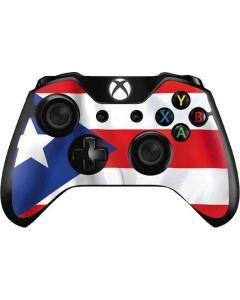 Puerto Rico Flag Xbox One Controller Skin