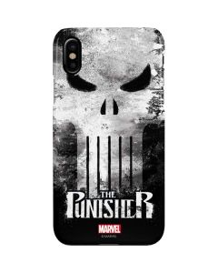 Punisher Long Skull iPhone XS Max Lite Case