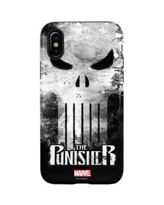 Punisher Long Skull iPhone XS Max Pro Case