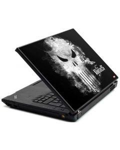 Punisher Long Skull Lenovo T420 Skin