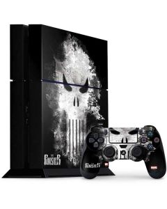 Punisher Long Skull PS4 Console and Controller Bundle Skin