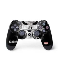 Punisher Long Skull PS4 Controller Skin