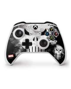 Punisher Long Skull Xbox One S Controller Skin