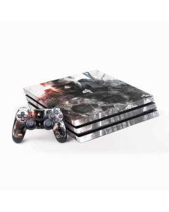 Punisher Ready For Battle PS4 Pro Bundle Skin