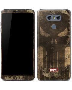 Punisher Skull LG G6 Skin