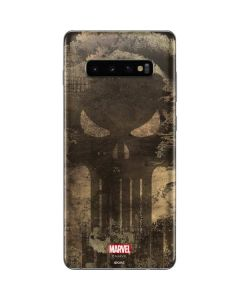 Punisher Skull Galaxy S10 Plus Skin