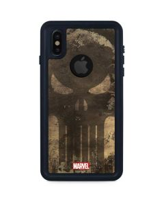 Punisher Skull iPhone X Waterproof Case