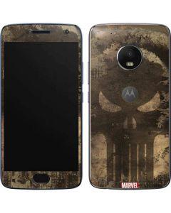 Punisher Skull Moto G5 Plus Skin