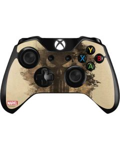 Punisher Skull Xbox One Controller Skin
