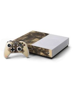 Punisher Skull Xbox One S Console and Controller Bundle Skin