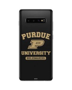 Purdue University Boilermakers Galaxy S10 Plus Skin