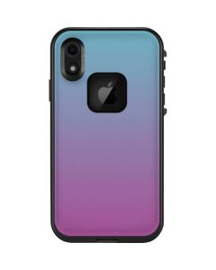 Purple and Blue Ombre LifeProof Fre iPhone Skin