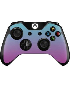 Purple and Blue Ombre Xbox One Controller Skin