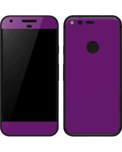 Purple Google Pixel Skin