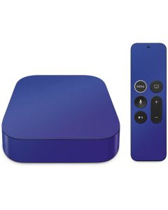 Purple Haze Chameleon Apple TV Skin