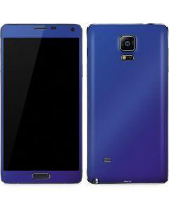 Purple Haze Chameleon Galaxy Note 4 Skin