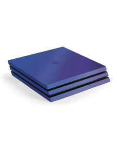 Purple Haze Chameleon PS4 Pro Console Skin