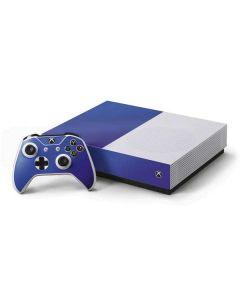 Purple Haze Chameleon Xbox One S All-Digital Edition Bundle Skin