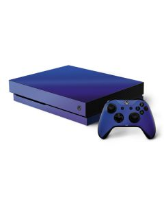 Purple Haze Chameleon Xbox One X Bundle Skin